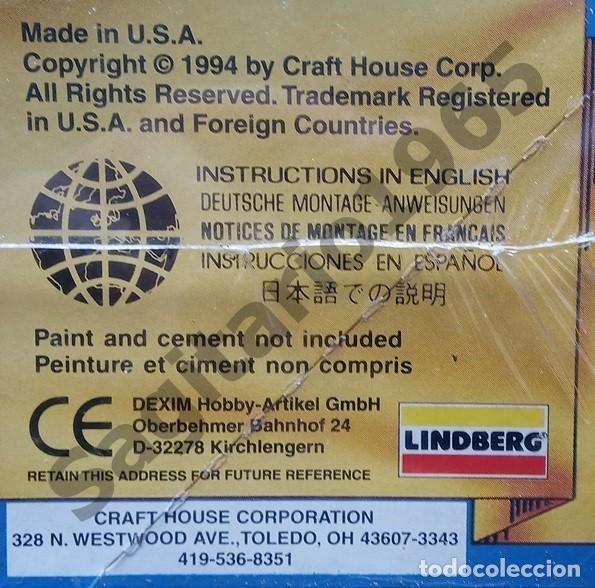 Maquetas: 1994 LINDBERG ESC 1/160 PLASTIC SIR HENRY MORGAN PIRATA SHIP / BARCO - Foto 4 - 212387171