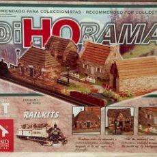 Maquetas: DIHORAMA 2 - DOMUS KITS - MAQUETA, CONSTRUCCION. Lote 212683710