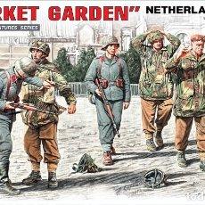 Maquetas: MARKET GARDEN. HOLANDA 1944. MINIART. 1/35. Lote 212904460