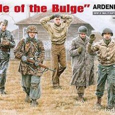 Maquetas: BATTLE OF THE BULGE. ARDENAS 1944. MINIART. 1/35. Lote 212905003