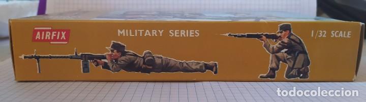 Maquetas: Afrika Korps 1/32 military series de Airfix. Nuevo a estrenar. Años 70 - Foto 3 - 212936287