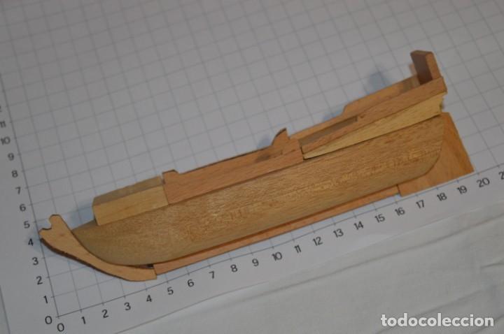 Maquetas: CONSTRUCTO / Pirate - Brig R-409 / Antigua maqueta descatalogada - Made In Spain ¡Muy difícil, mira! - Foto 10 - 212969686