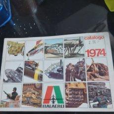 Maquettes: CATALOGO ITALAEREI. Lote 213102715
