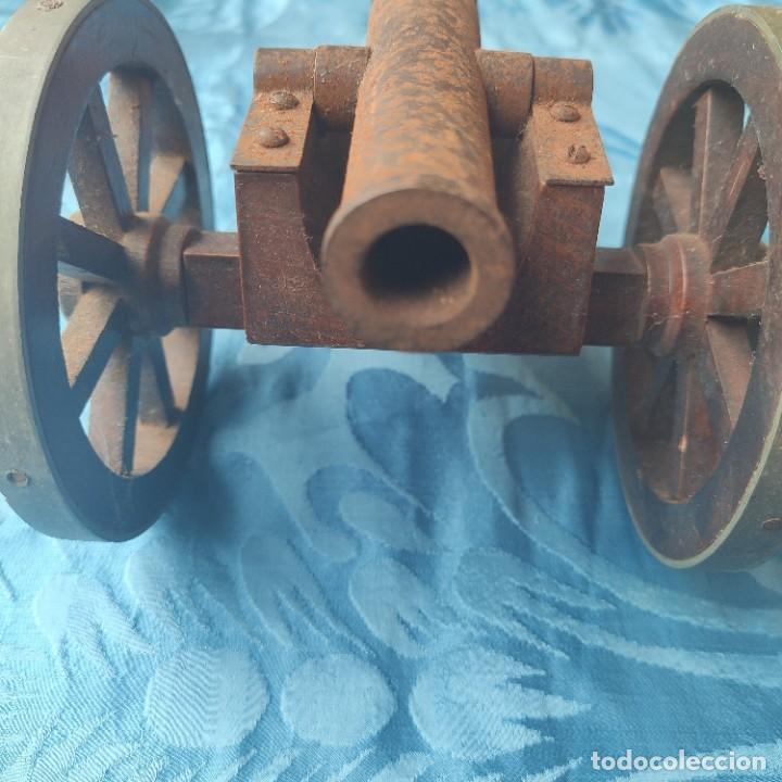 Maquetas: Maqueta de cañón antiguo - Foto 2 - 213155608