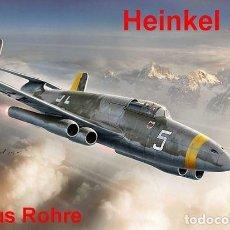 Maquetas: HEINKEL 280. RS MODELS. 1/72. Lote 213207201