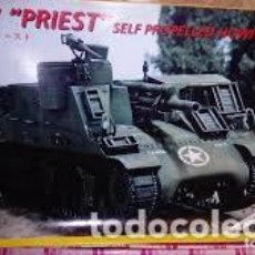 Maquettes: ITALERI - M7 PRIEST SELF PROPELLED HOWITZER 1/35 206. Lote 213367915