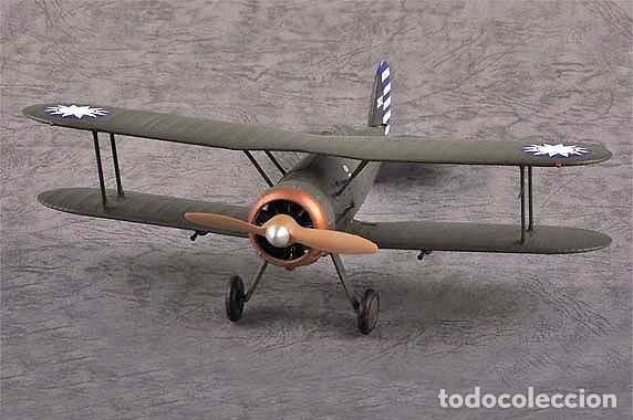 Maquetas: GIGANTESCA MAQUETA DE UN Gloster Gladiator MkI, Fuerzas Aéreas Chinas, 1:48, EDICCIÓN PLATINUM - Foto 2 - 213383051