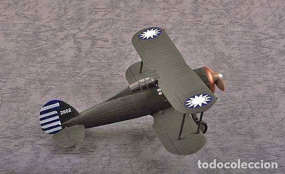 Maquetas: GIGANTESCA MAQUETA DE UN Gloster Gladiator MkI, Fuerzas Aéreas Chinas, 1:48, EDICCIÓN PLATINUM - Foto 3 - 213383051