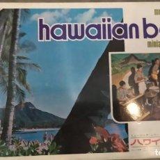 Maquetas: HAWAIIAN BAND DE NICHIMO. MAQUETAS DE INSTRUMENTOS MUSICALES. NUEVO. Lote 213429713