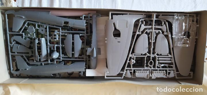 Maquetas: Spitfire Mk-22/24 1:32 Matchbox 1975. Nuevo - Foto 5 - 213575872