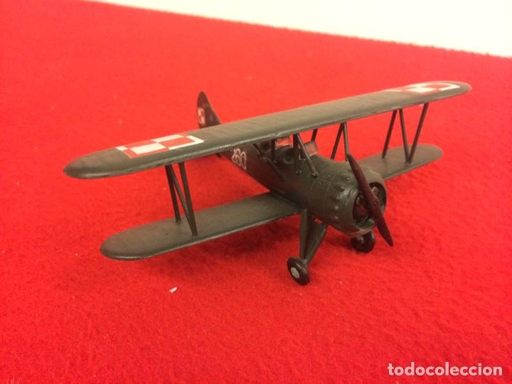 PWS 16. POLONIA (Juguetes - Modelismo y Radio Control - Maquetas - Aviones y Helicópteros)