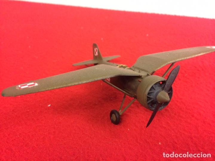 PZL P24. POLONIA (Juguetes - Modelismo y Radio Control - Maquetas - Aviones y Helicópteros)