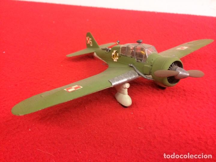 PZL P23. POLONIA (Juguetes - Modelismo y Radio Control - Maquetas - Aviones y Helicópteros)