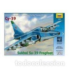Maquetas: ZVEZDA - SUKHOI SU-39 1/72 7217. Lote 213590176