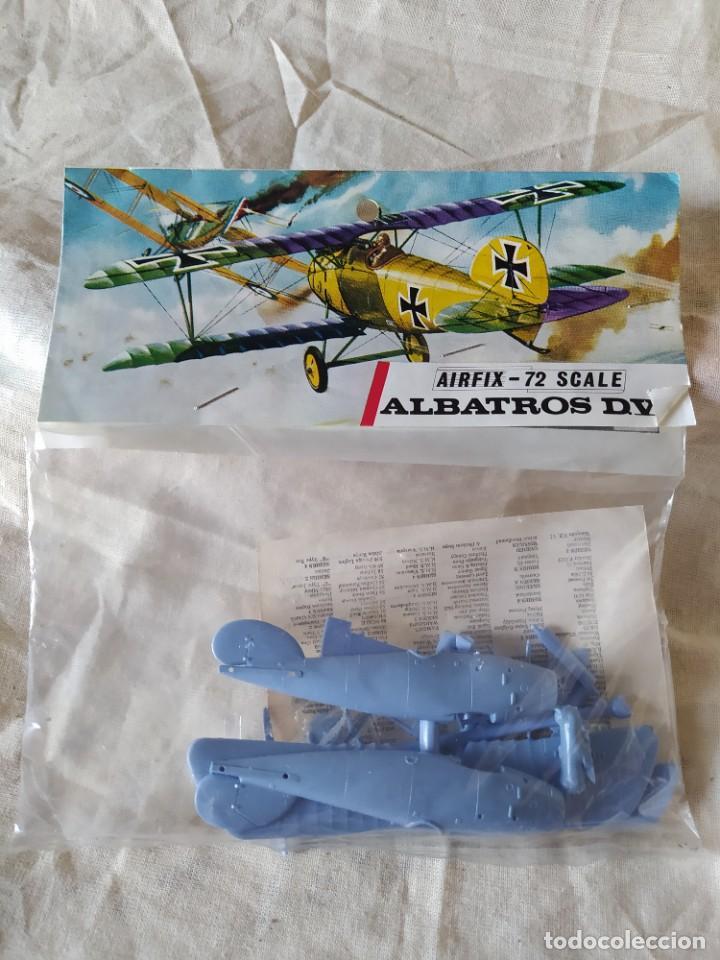 AVIÓN SERIE AIRFIX 72 SCALE. NUEVO SIN ABRIR. (Juguetes - Modelismo y Radio Control - Maquetas - Aviones y Helicópteros)