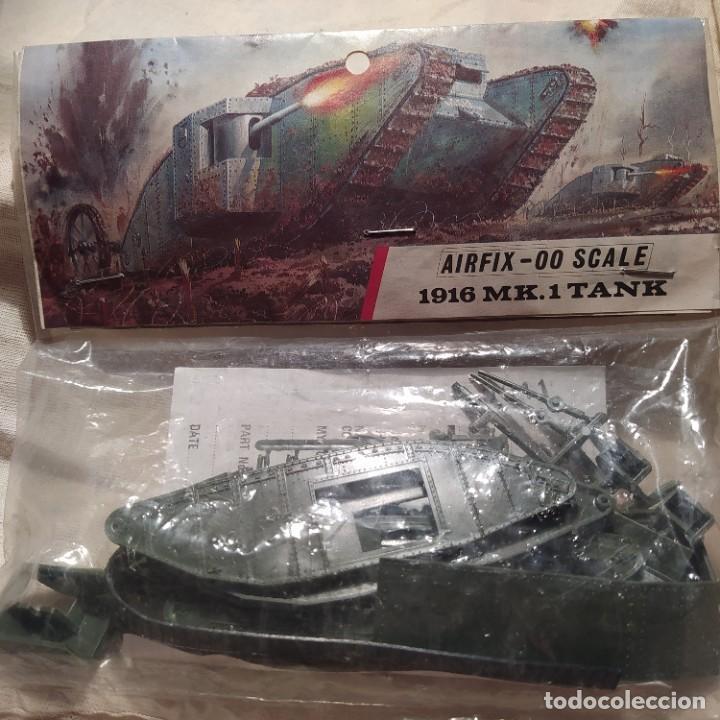 AIRFIX-00 SCALE 1916 MK.1 TANK. NUEVO SIN ABRIR (Juguetes - Modelismo y Radiocontrol - Maquetas - Militar)