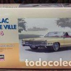 Maquetas: HASEGAWA - CADILLAC COUPE DE VILLE 1966 1/24 CB-1. Lote 213750668