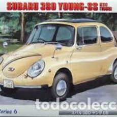 Maquetas: HASEGAWA - SUBARU 360 YOUNG-SS KIII 1968 1/24 HC-6. Lote 213750711