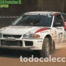 Maquetas: HASEGAWA - MITSUBISHI LANCER EVO III 1996 APRC GR N CHAMPION 1/24 CR111. Lote 213750757