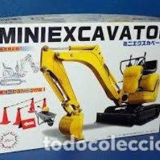 Maquetas: FUJIMI - MINIEXCABATOR 1/32 116068 24. Lote 213829977
