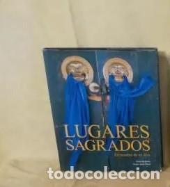 Maquetas: LIBRO GRAN FORMATO, EDICCIÓN LUJO: LUGARES SAGRADOS: EN NOMBRE DE UN DIOS de E. Rubio y J. Maxia - Foto 2 - 213927702