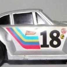 Maquetas: AUTOMÓVIL DEPORTIVO DE CHAPA METÁLICA, GOMA Y PLÁSTICO. AÑOS 1968-1972. Lote 213973695