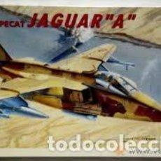 Maquetas: ITALERI - SEPECAT JAGUAR A 1/72 072. Lote 214064688