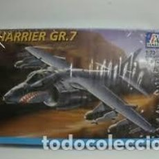 Maquetas: ITALERI - HARRIER GR 7 1/72 1214. Lote 214064696