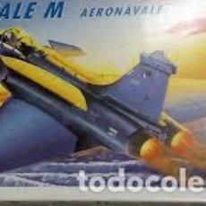 Maquetas: ITALERI - RAFALE M AERONAVALE 1/72 036. Lote 214064718
