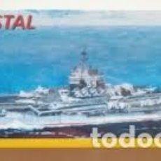 Maquetas: ITALERI - USS FORRESTAL 1/720 510. Lote 214064807