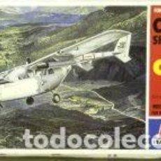 Maquetas: ITALERI CESSNA SKYMASTER O-2A 1/48 814. Lote 214064910