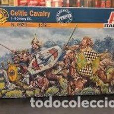Maquetas: ITALERI - CELTICD CAVALRY 1/72 6029. Lote 214064995