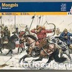 Maquetas: ITALERI - MONGOLS 1/72 6020. Lote 214065010