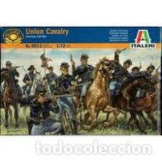 Maquetas: ITALERI - UNION CAVALRY 1/72 6013. Lote 214065043