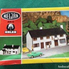 Maquetas: MAQUETA DE CASA HELJAN AH6 HALES. Lote 214274436
