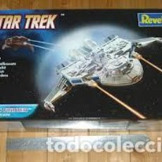 Maquettes: REVELL - STAR TREK MAQUIS FIGHTER 04809. Lote 214727757