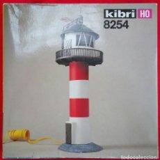 Macchiette: FARO COSTERO - MODELISMO FERROVIARIO - KIBRI HO RF. 8254 - PJRB. Lote 214934297