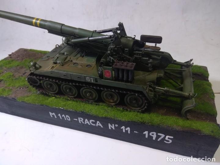 DIORAMA MILITAR MAQUETA-M 110-RACA Nº 11 -1975 (Juguetes - Modelismo y Radiocontrol - Maquetas - Militar)
