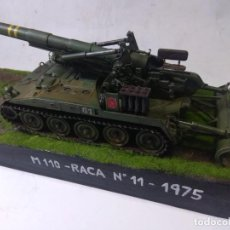 Maquetas: DIORAMA MILITAR MAQUETA-M 110-RACA Nº 11 -1975. Lote 215071852