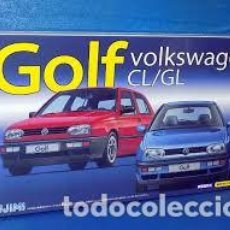 Maquettes: FUJIMI - VOLKSWAGEN GOLF CL/GL 1/24 RS-27. Lote 215316121