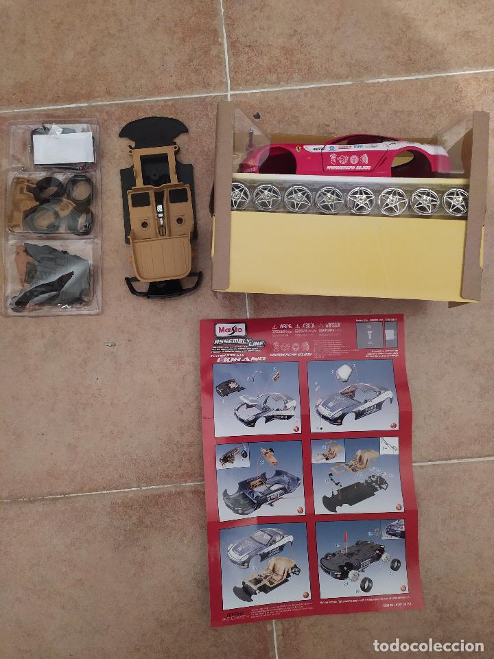 Maquetas: FERRARI FIORANO 599 GTB. ESCALA 1:24 - Foto 4 - 215444551