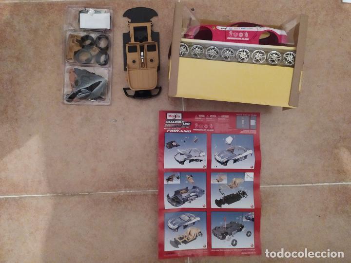Maquetas: FERRARI FIORANO 599 GTB. ESCALA 1:24 - Foto 5 - 215444551