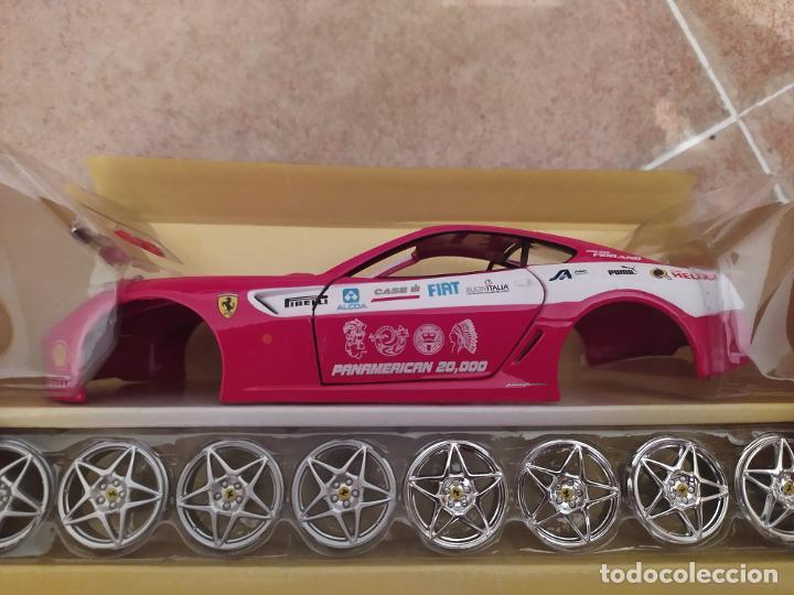 Maquetas: FERRARI FIORANO 599 GTB. ESCALA 1:24 - Foto 10 - 215444551