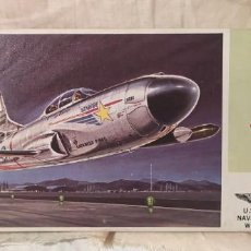 Maquetas: LOCKHEED F-94C STARFIRE REVELL 1961. NUEVO. Lote 216396488
