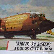 Maquetas: AVIÓN HERCULES LOCKHEED C130K DE AIRFIX. NUEVO. Lote 267319509