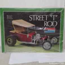 Maquetas: BIG T STREET ROD ESCALA 1/8 DE MONOGRAM. NUEVO. Lote 216678282
