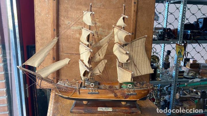 GRAN BARCO VELAS (Juguetes - Modelismo y Radiocontrol - Maquetas - Barcos)