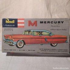 Maquetas: MERCURY MONTCLAIR 4-DOOR SPORT SEDAN 1/32 DE REVELL. 1955. NUEVO Y COMPLETO. Lote 217044781