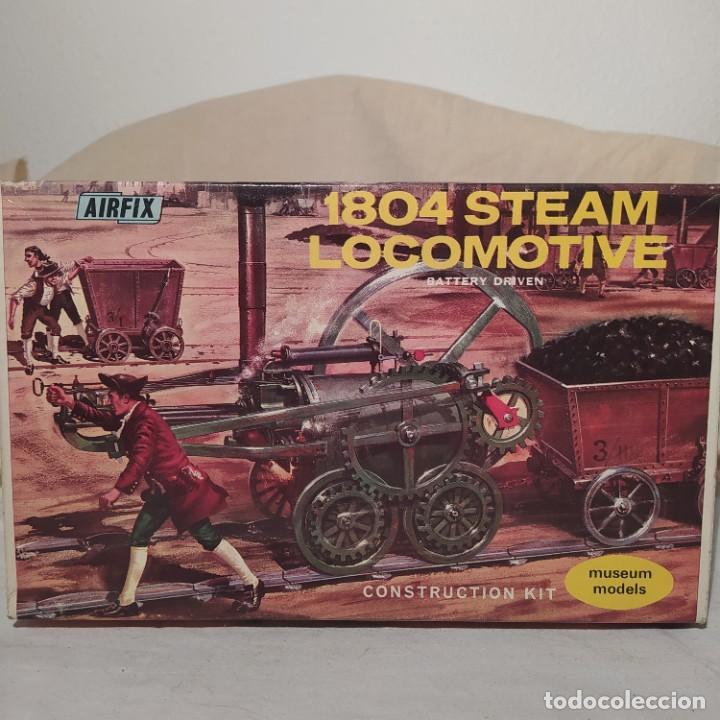 1808 STEAM LOCOMOTIVE AIRFIX.1968.MOTOR ELÉCTRICO. NUEVO (Juguetes - Modelismo y Radiocontrol - Maquetas - Otras Maquetas)