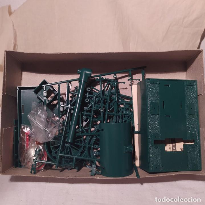 Maquetas: 1808 steam locomotive airfix.1968.motor eléctrico. Nuevo - Foto 3 - 217048038